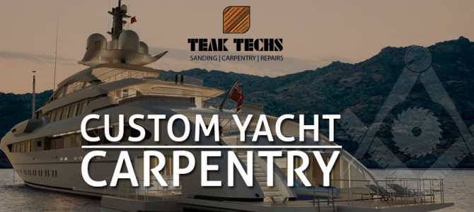 Yacht Carpentry Fort Lauderdale